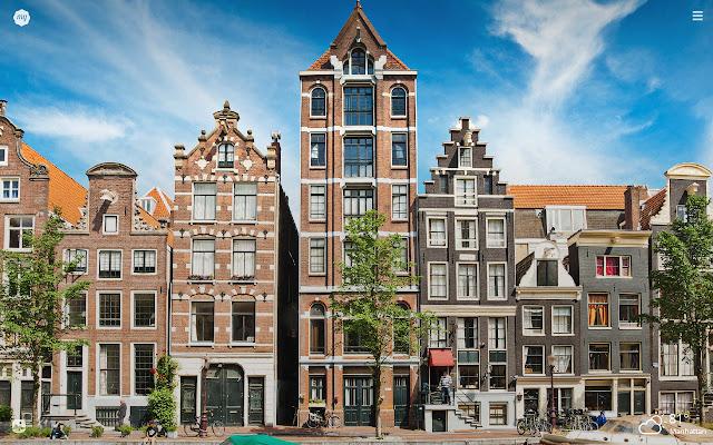 Amsterdam HD Wallpapers New Tab