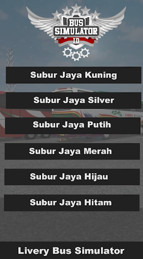 Livery Bussid SHD Subur Jaya 3.0 screenshots 1