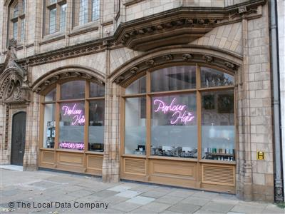 Parlour Hair on Paradise Circus Queensway - Hair & Beauty Salons in