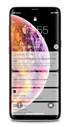Lock Screen & Notification iOS13 Apk 1