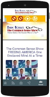 The Common Sense Show- screenshot thumbnail