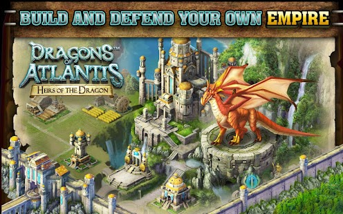 Dragons of Atlantis- screenshot thumbnail