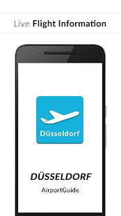 Düsseldorf Airport Guide - Flight information DUS - náhled