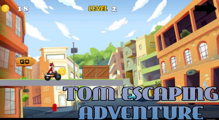 Escaping Tom Adventure screenshot