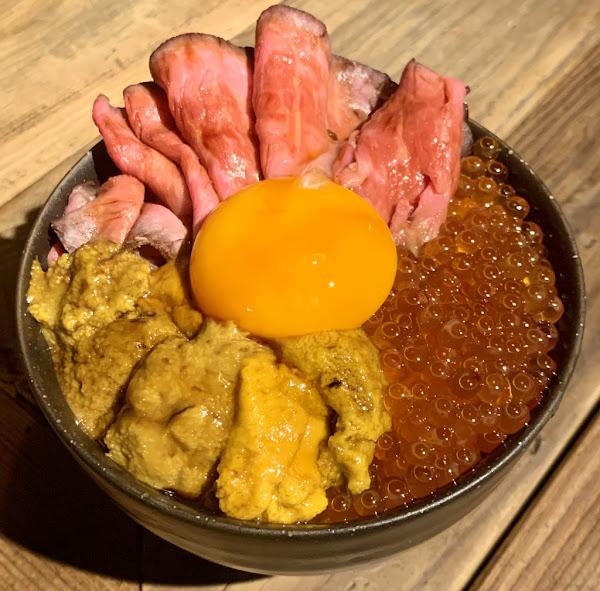 Power beef 燒肉丼小酒館|東區最強燒肉丼|中正區餐酒館推薦|熟成牛肉必吃|吃土豪丼當土豪 – Catalina