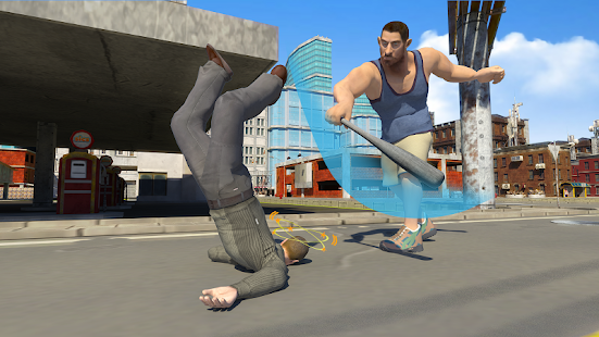 Hunk Big Man 3D: Fighting Game - náhled