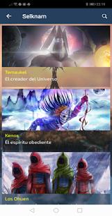 Mitologías de Chile - náhled