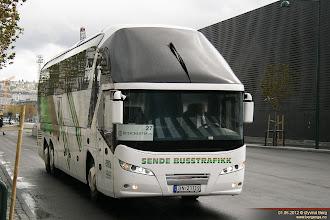 Photo: DN 21139 i Havnegata, Trondheim, 01.06.2012.