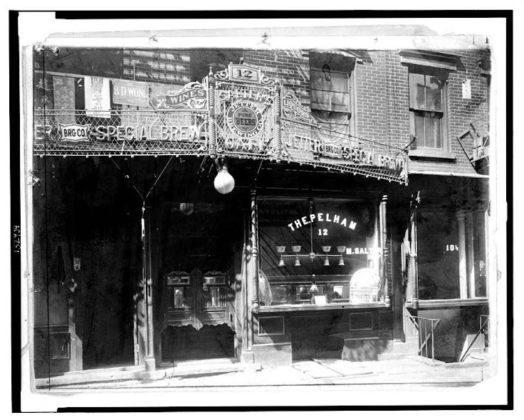 The Pelham Cafe.