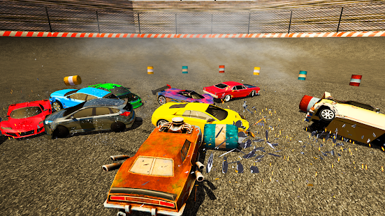 Derby Demolition Simulator Pro- screenshot thumbnail