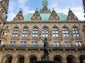 Photo: Rathaus (Inner courtyard)