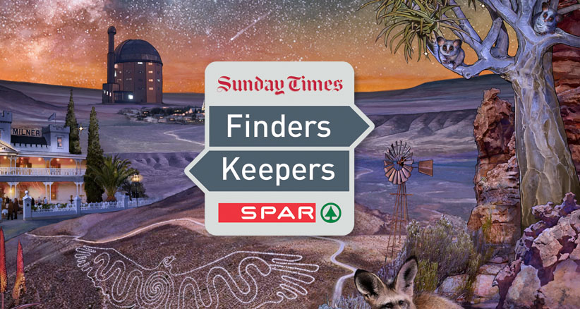 Last chance! Play Finders Keepers now to share in R1-million in prizes