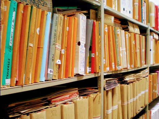 Archives techniques et règlementaires