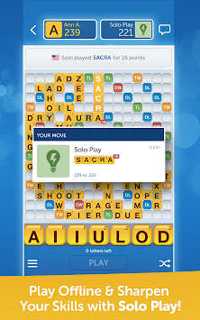 Words With Friends Classic apk screenshot