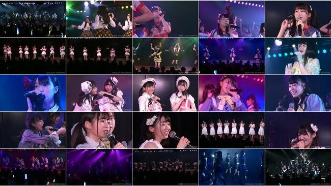 190601 (720p) AKB48 村山チーム4「手をつなぎながら」公演 1300 & 1700