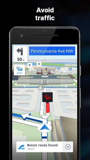 GPS Navigation & Offline Maps Sygic  screenshots 5