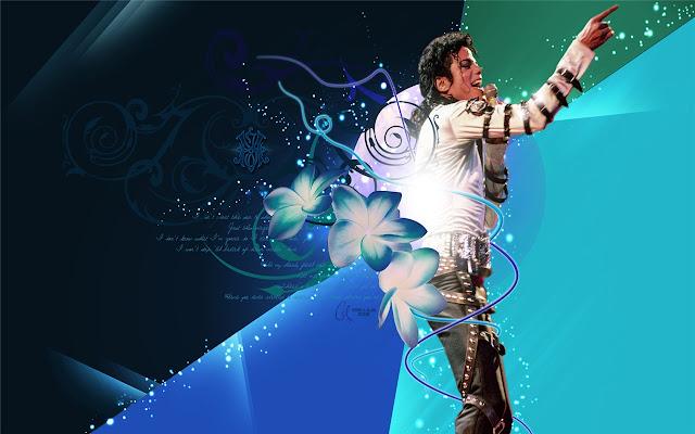 Michael Jackson Theme & New Tab