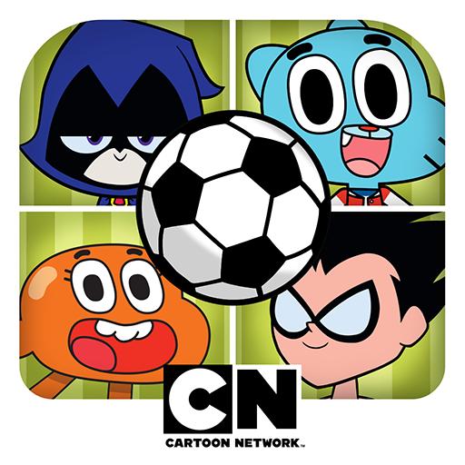 Liga Toon 2020 - Jogo de Futebol Cartoon Network