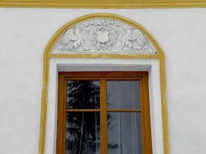 Photo: Window of the historical museum