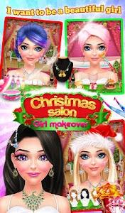 Christmas Salon Girl Makeover v1.0.1