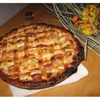 Lemon Cheesecake Pie.
