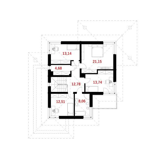 Milos - Rzut piętra
