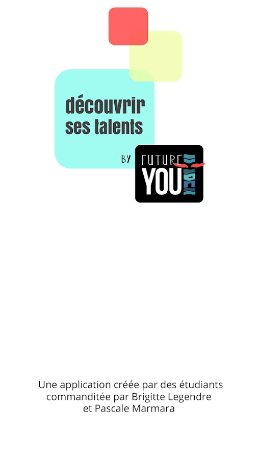 FutureYou Talents- capture d'écran