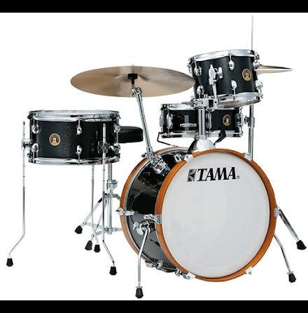 Tama Club JAM Kit - LJK48S-CCM. Finish: Charcoal Mist