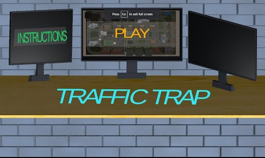 Traffic Trap - náhled