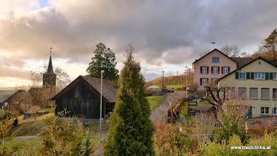 Photo: sylvia und wolfgang wohnen schön, direkt an der deutschen grenze und wir haben gar nicht gemerkt, daß wir nun in der schweiz sind - es ist wirklich ruhig hier