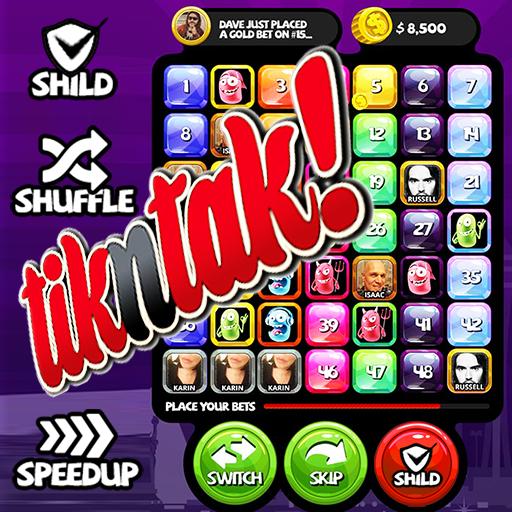 Tikntak exciting multiplayer new casino game