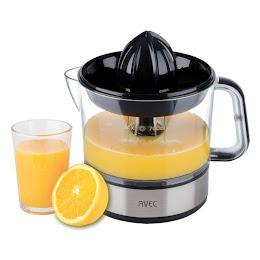 Storcator de fructe electric, Avec, 0.7 l, din otel inoxidabil, 40 W