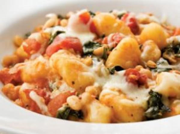 Skillet Gnocchi With White Beans And Chard Recipe