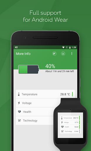 Next Battery screenshot 4