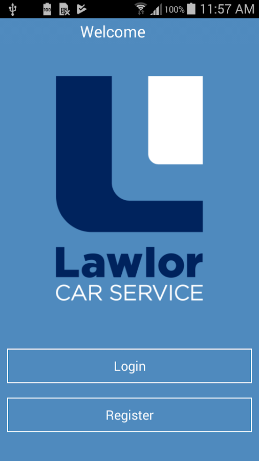Lawlor Taxis Essex- screenshot