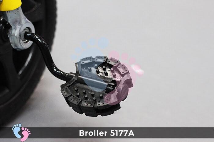 Xe đạp ba bánh cho bé Broller XD3-5177A 6