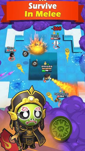Code Triche Wild Clash - Bataille en ligne APK MOD screenshots 4