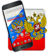 Russian National Flag Theme