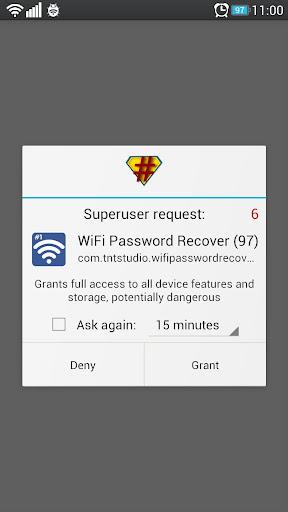 Wifi Password Recovery FREE