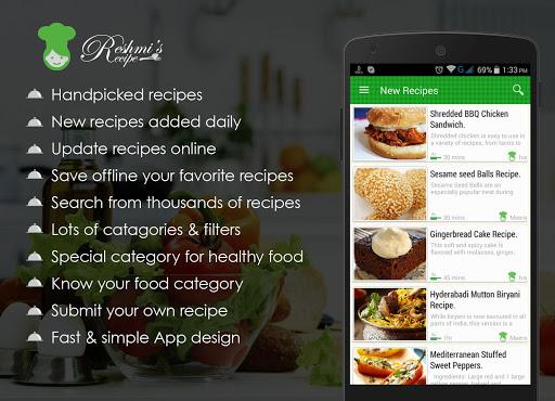 Reshmi's Recipes