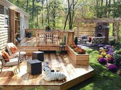 250 Decking ideas - náhled