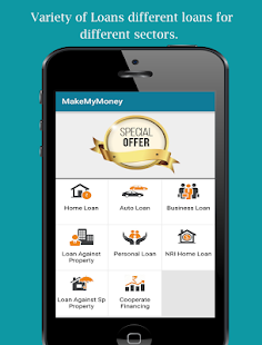MakeMyMoney Avail Loan Online- screenshot thumbnail