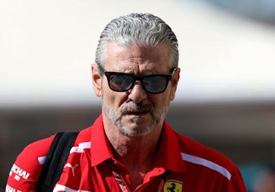 Officiel !  Exit le patron de Ferrari en Formule 1, son remplaçant est déjà connu