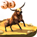 Bull Simulator 3D Wildlife 1.0.4 Apk