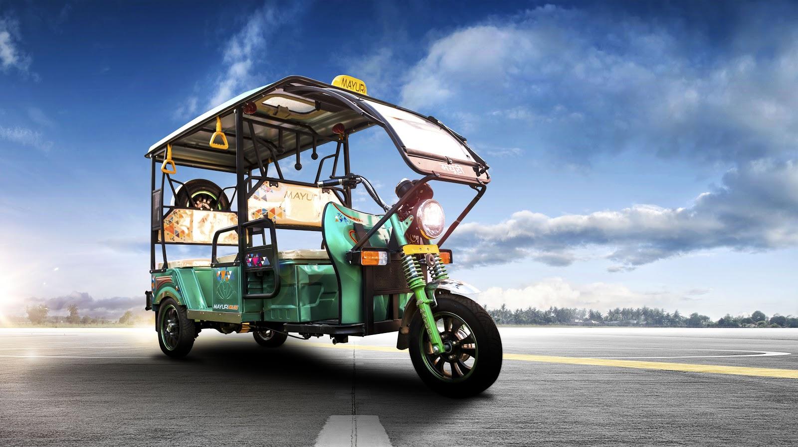 Mayuri E-Rickshaw Manufacturers