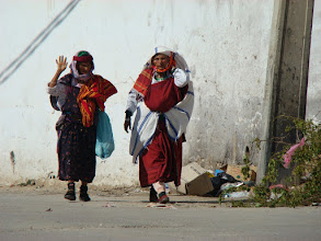 Photo: W drodze na zakupy.