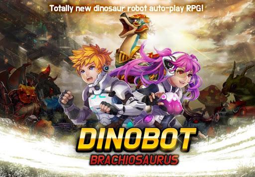 Dinobot: Brachiosaurus