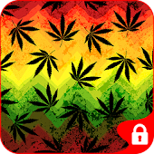Weed Ganja Theme for GO Locker