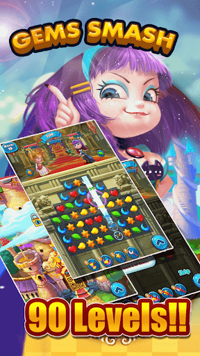 Gems Smash -