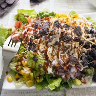 BBQ Chicken Salad.